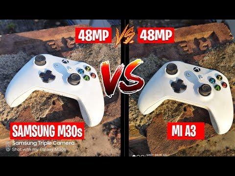 Samsung M30s Vs Mi A3 Camera Comparison Test - MINDBLOWING RESULTS