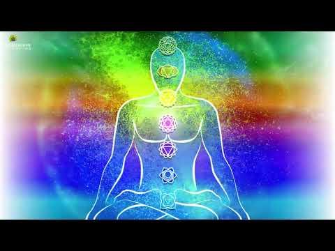 Positive Aura Boost Meditation: Raise Energy, Remove Chakra Blockages, Chakra Healing & Balancing