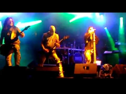 DIMMU BORGIR EN VENEZUELA - RELINQUISHMENT OF SPIRIT AND FLESH