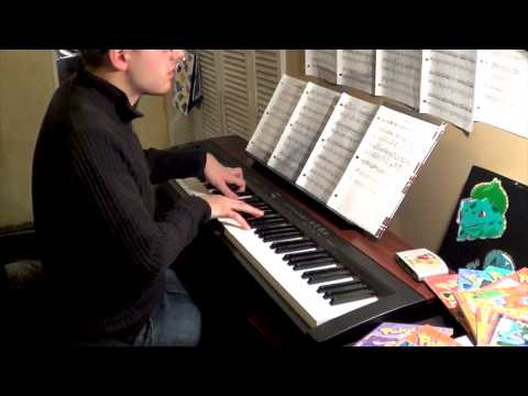 The Legend of Zelda: OoT MEDLEY for Solo Piano HD