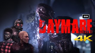 Daymare 1998 | 4K/60fps | Longplay Walkthrough Gameplay No Commentary