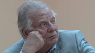 Лекция Жореса Ивановича Алферова – 11 мая 2017 года.