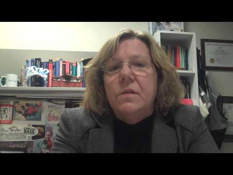 Babson College Prof. Elaine Allen discusses New Online Education Survey