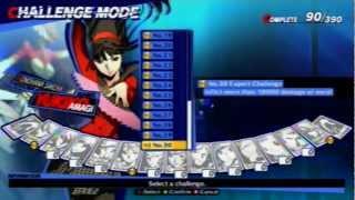 Persona 4 Arena: Amagi Yukiko Challenge #30