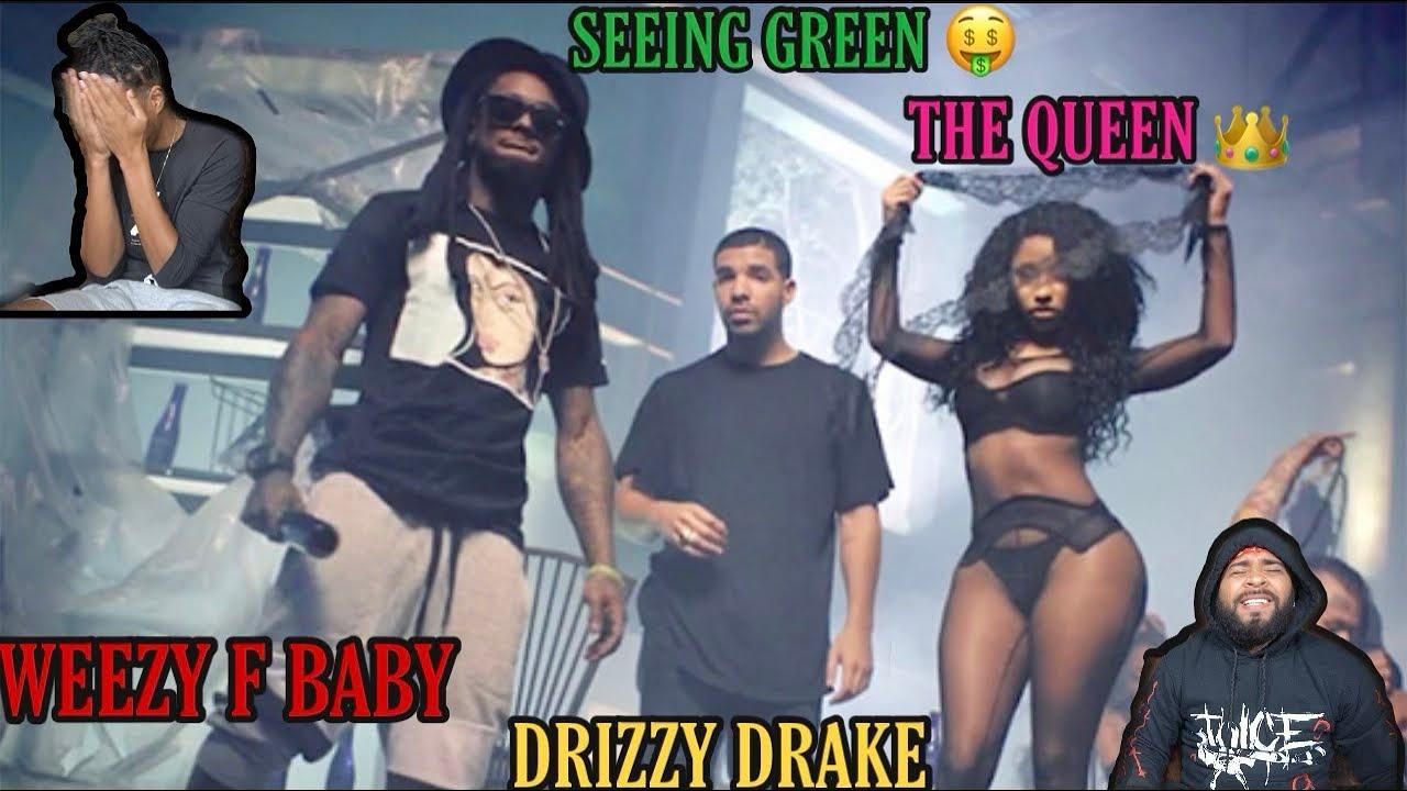 Download THE AVENGERS HAVE ASSEMBLED 🤯🔥|Nicki Minaj, Lil Wayne, Drake - Seeing Green *REACTION*