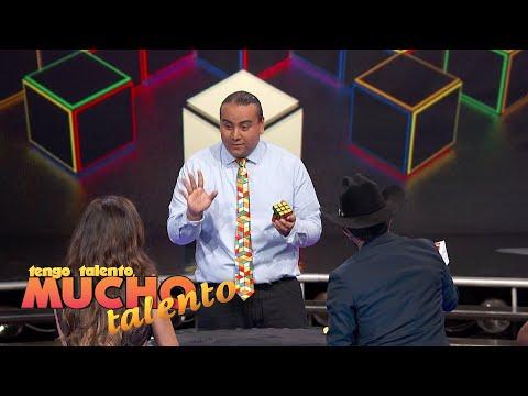 """Samuel Gaitan - """"Magia con Cubo Rubix"""" - TTMT 18 Semifinal 1"""