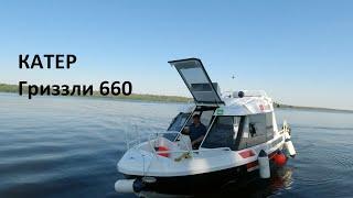 День на Озере Рыбалка с катера Эпизод 5