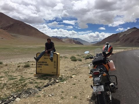 Royal Enfield Himalayan Delhi to Leh Part 2