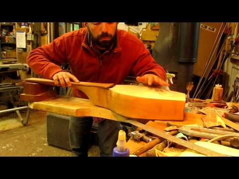 Guitar number 7 - Helmholtz resonance