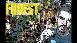 AĞAÇ EV VE TEK KİŞİ HAYATTA KALMA TAKTİKLERİ ( the forest )