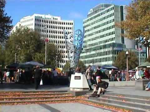 South Island Trip part 1 (Christchurch before the Earthquake!) Juerg Stucki NZ