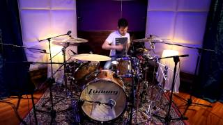 Iggy Azalea - Black Widow (ft. Rita Ora) - Fabio Vitiello Drum Cover Remix