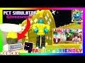 Roblox #47   PET SIM TIER 18 GIVEAWAYS + BUBBLE GUM SIM + JAILBREAK  LIVE!   (sjk livestreams #244)