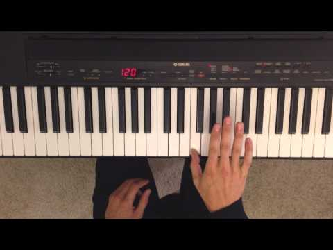"Cómo tocar ""All of me"" de John Legend en piano. Tutorial y partitura"