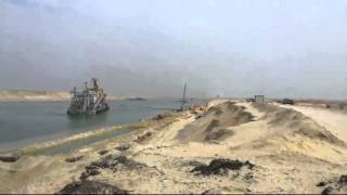 New navigation in the Suez Canal 3 Ramadan June 20, 2015