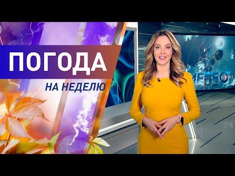 Погода на неделю с 26 октября по 1 ноября 2020. Прогноз погоды. Беларусь | Метеогид