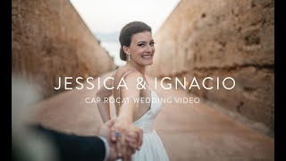 Jessica & Ignacio | Cap Rocat Wedding Video | Mallorca Wedding |