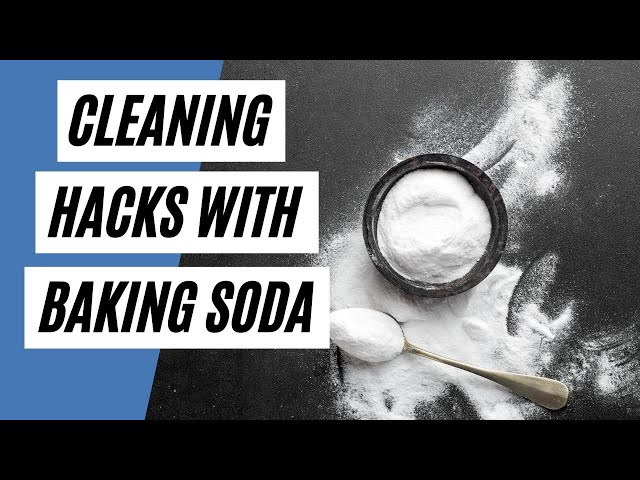 How Many Cleaning Problems Can You Solve With Baking Soda (Cleaning Tips)