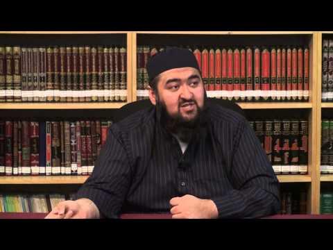 Biography of Imam Al-Nawawi by Sheikh Navaid Aziz
