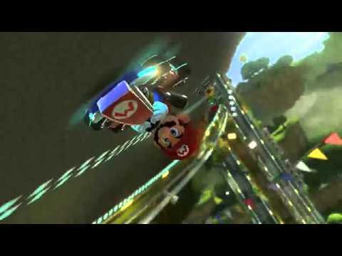 Divertido comercial de Mario Kart 8 é transmitido no Cartoon Network