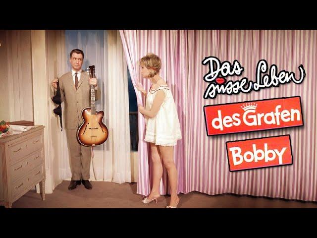 DAS SÜSSE LEBEN DES GRAFEN BOBBY - Trailer (1962, Deutsch/German)