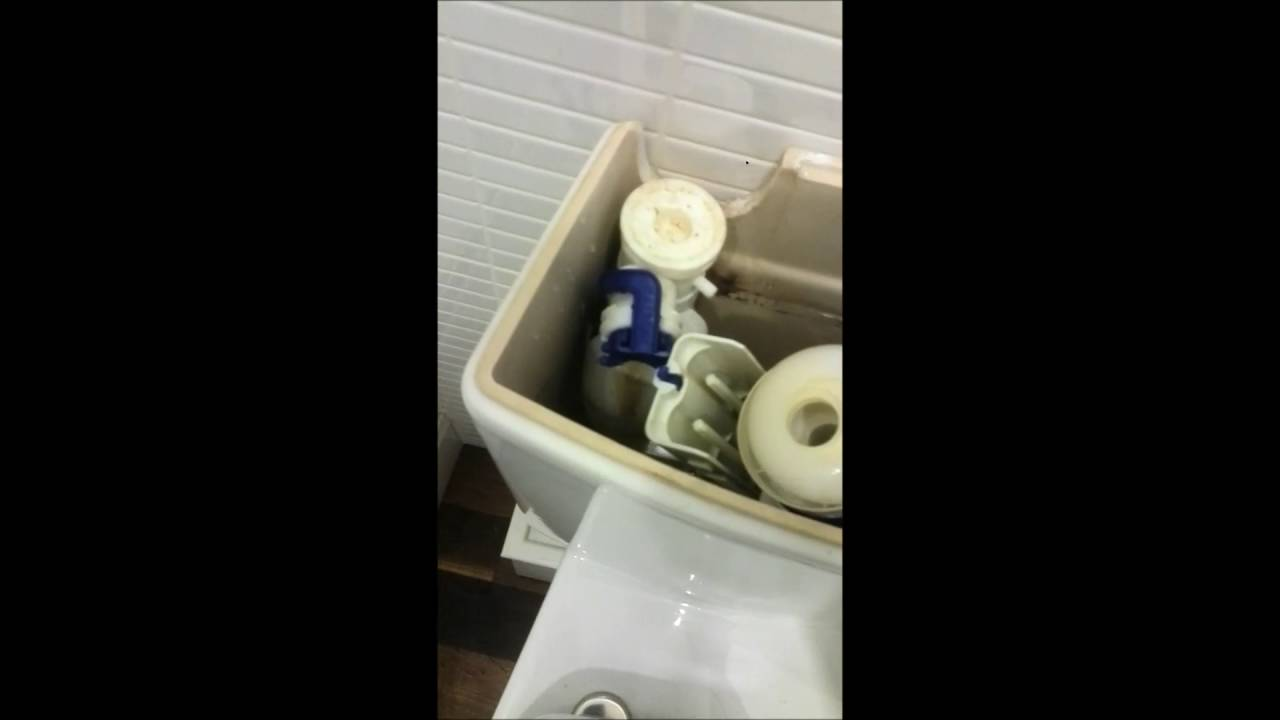 Toilet Repair: How to Fix a Leaking or Running Toilet