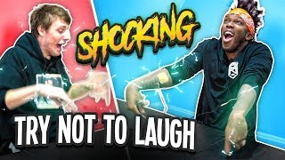 Download SHOCKING TRY NOT TO LAUGH CHALLENGE Mp3 and Videos