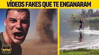 7 videos fakes que enganaram milhares de pessoas