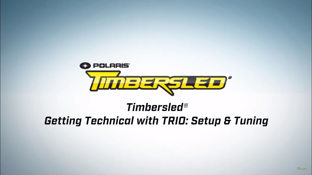 Customizing Your Suspension Setup | Timbersled Snow Bike Systems