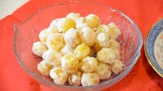 Candied Lotus Seed  糖蓮子