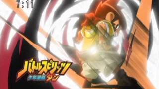 Battle Spirits Shounen Gekiha Dan ep 28 (1/2)