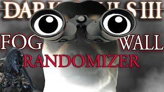 Turning Dark Souls 3 Into A HORROR MAZE - DS3 Fog Gate Randomizer Mod Funny Moments 6