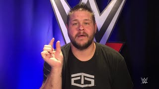 Kevin Owens has a message for India