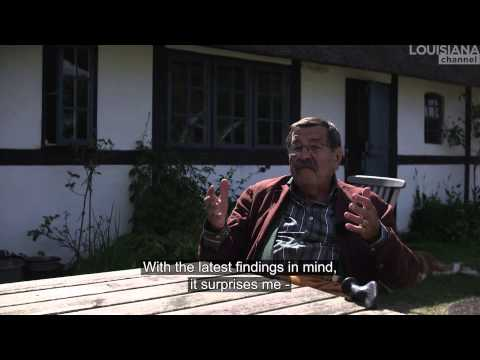 Günter Grass Interview: Facebook is Shit