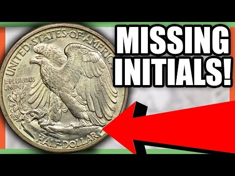 SILVER HALF DOLLARS WORTH MONEY - WALKING LIBERTY COINS TO LOOK FOR!!