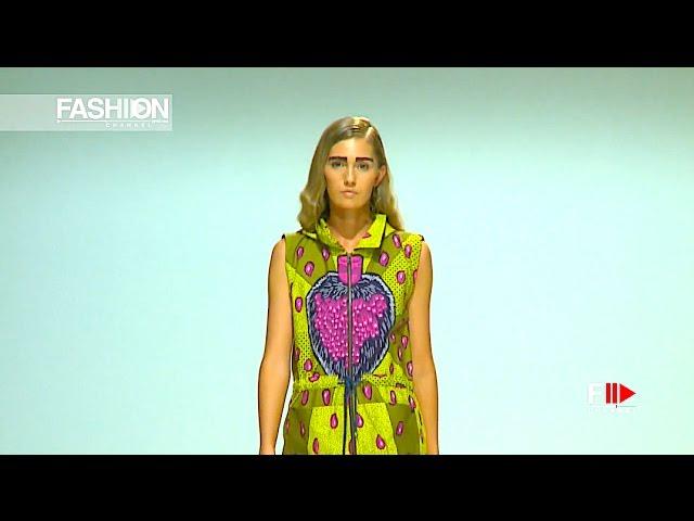 AYA GOODS Spring Summer 2017 SAFW - Fashion Channel