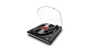 Ion Audio Air LP BluetoothStreaming Turntable