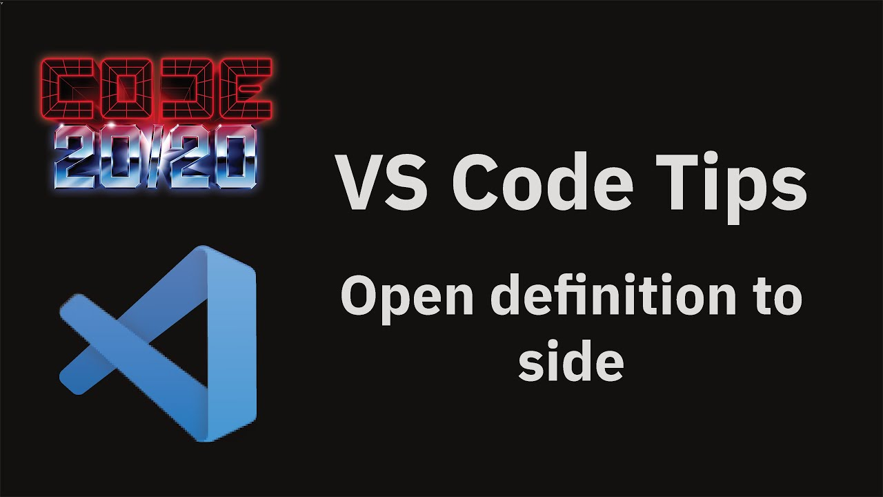 Open definition to side