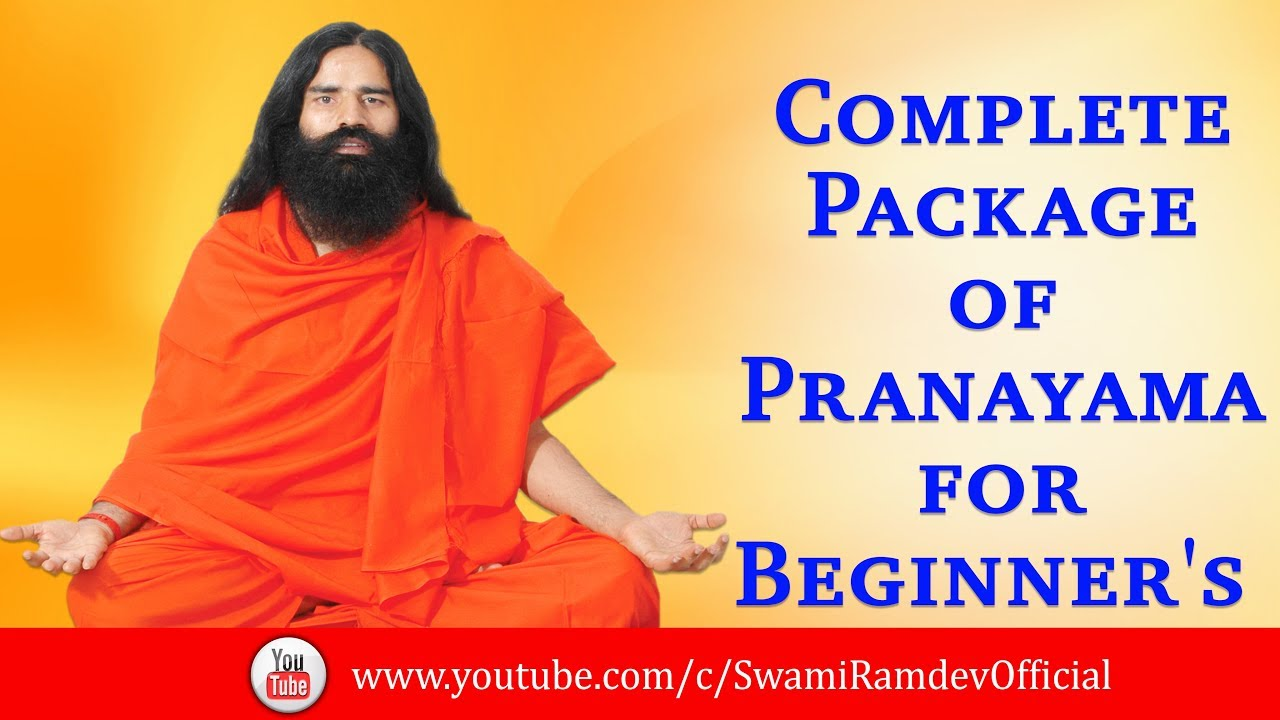 Complete Package of Pranayama for Beginner's