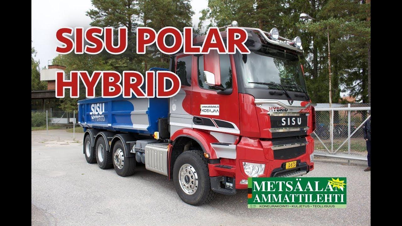 Sisu Hybrid