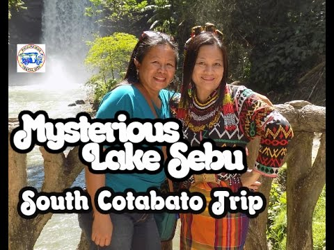 MYSTERIOUS LAKE SEBU - SOUTH COTABATO TRIP (Random Pics) -   1080 HD