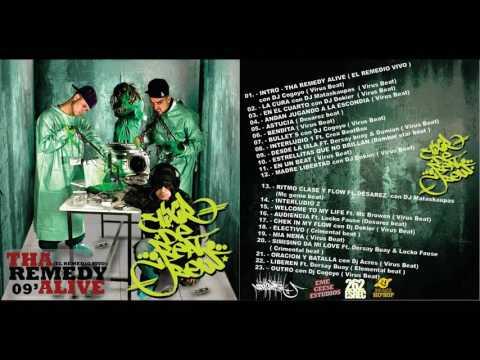 08 - Elixir De Beat - Interludio 1 Ft Crea BeatBox