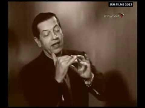 Serge Lifar Talks About, Makes Up For And Performs Part of 'L'Après Midi D'Un Faune' (1940's?)