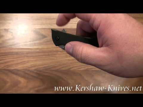 Kershaw Talon II Knife 1425 Demo