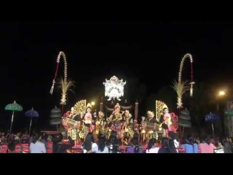 Padepokan Seni Korawa Baleganjur WANADAYAMA Bintang Tamu MEGAFest (Mengwi Ganjur Festival) 2018