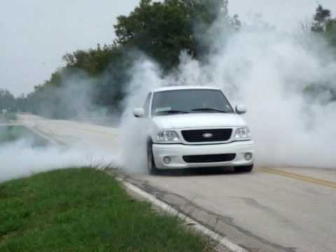 Bryans Lightning Burnout