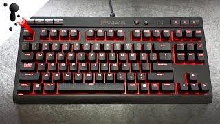 Corsair K63 Review (tenkeyless with dedicated media keys)