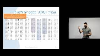 04 - המשך - redirection+טיפוסים, המרות וביטויים