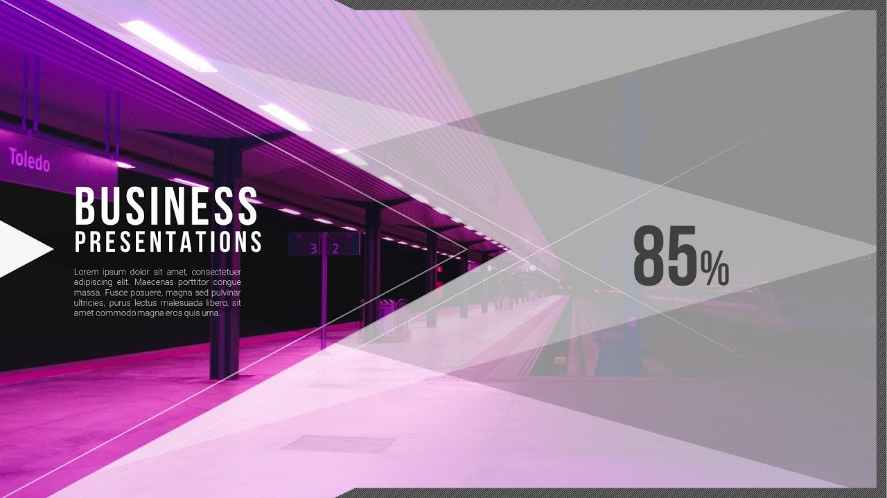 Latest Creative Design Concept for Business Presentation | Microsoft Office  365 PowerPoint PPT