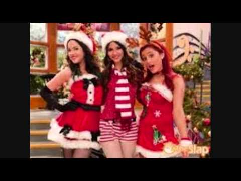 It's not christmas without you! victorious! lyrics - YouTube